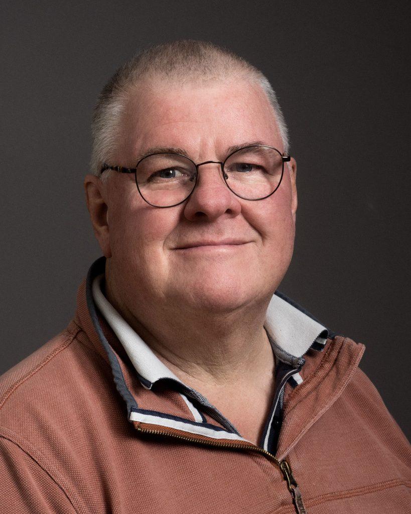Martyn Blair portrait